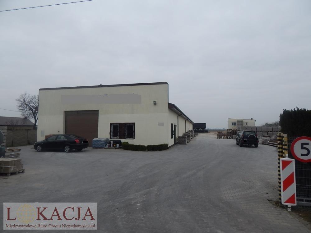 Lokal użytkowy na sprzedaż Nowe Skalmierzyce  866m2 Foto 1
