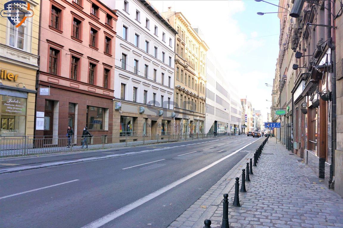 Mieszkanie dwupokojowe na sprzedaż Wrocław, Stare Miasto, Stare Miasto, Ruska  54m2 Foto 1