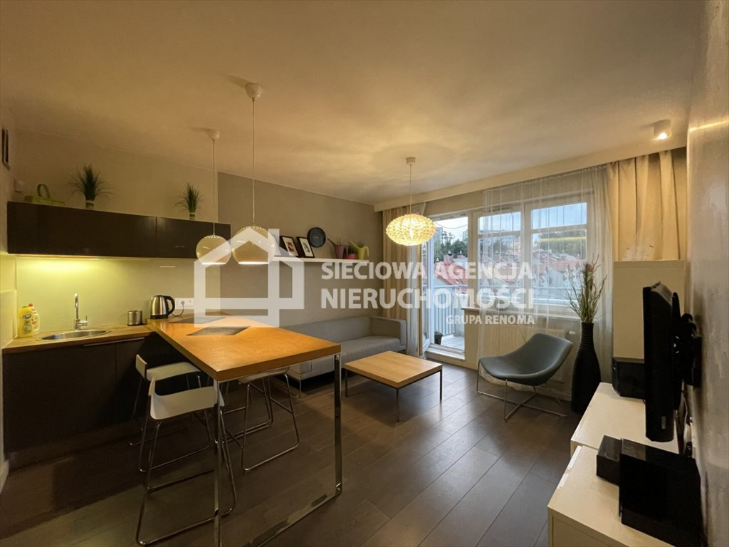 Mieszkanie trzypokojowe na wynajem Gdynia, Oksywie, gen. Marii Wittekówny  55m2 Foto 4