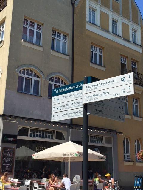 Mieszkanie dwupokojowe na sprzedaż Sopot, Dolny, Bohaterów Monte Cassino 49  52m2 Foto 1
