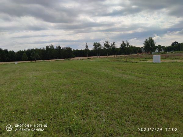 Działka budowlana na sprzedaż Zdziechów  1100m2 Foto 1