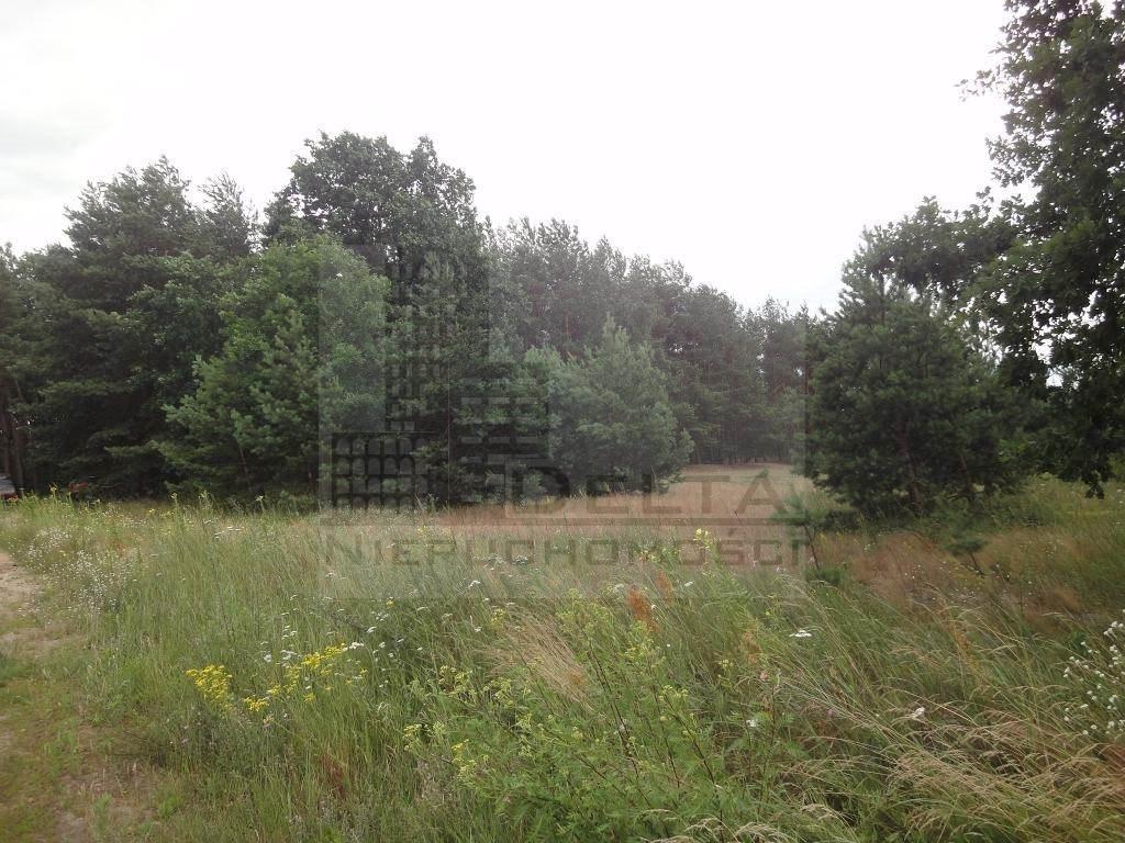 Działka budowlana na sprzedaż Wieliszew, Komornica  3689m2 Foto 2