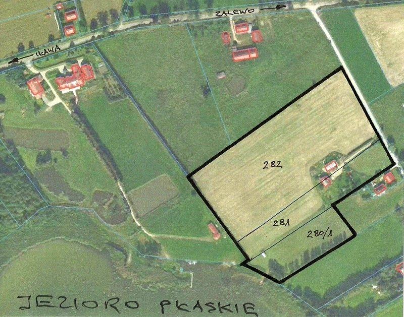 Działka gospodarstwo rolne na sprzedaż Jerzwałd, Jerzwałd 4A  39894m2 Foto 12