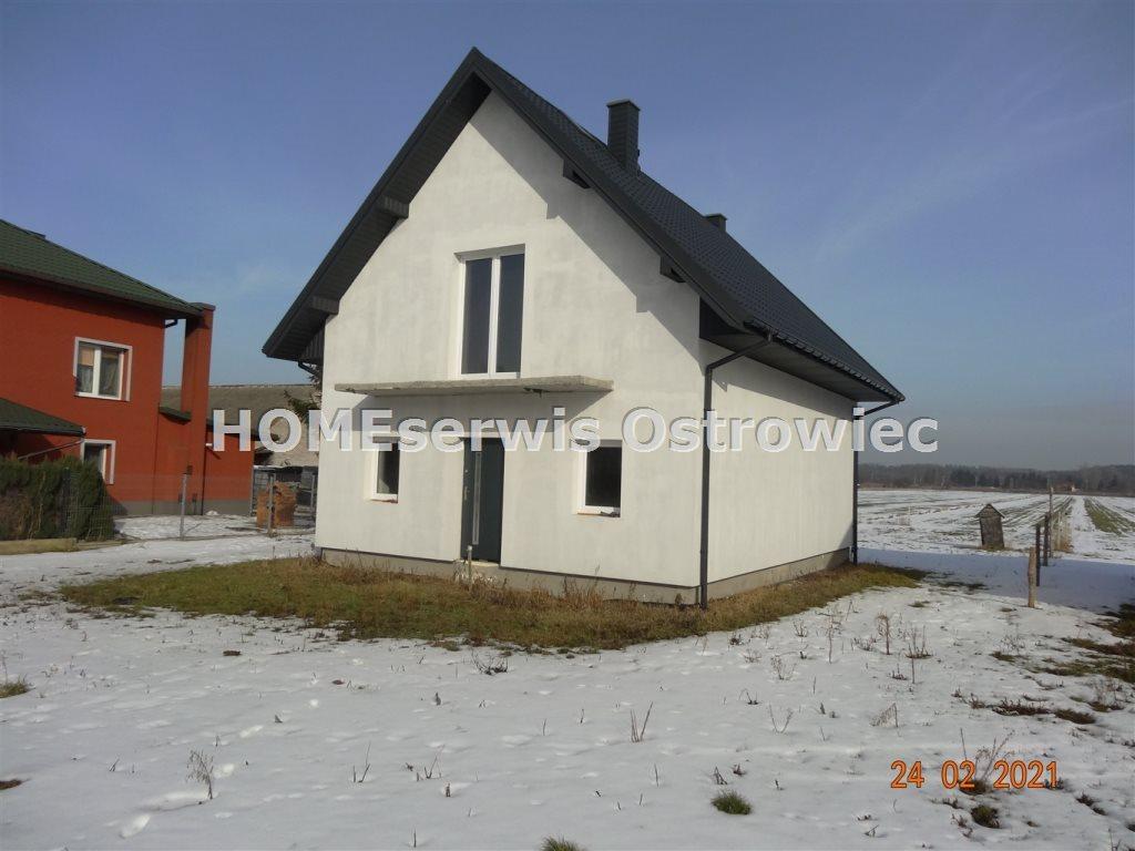 Dom na sprzedaż Ostrowiec Świętokrzyski, Częstocice  107m2 Foto 4