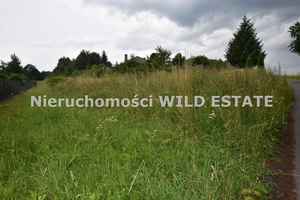 Działka rolna na sprzedaż Lesko, Huzele  1076m2 Foto 1