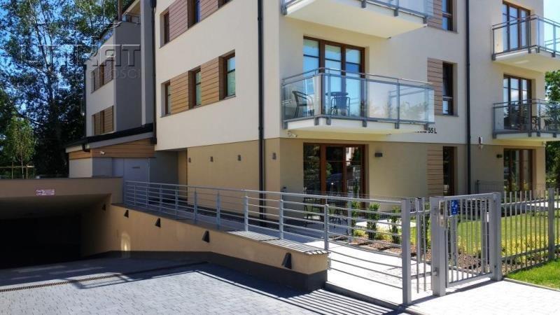 Mieszkanie dwupokojowe na wynajem Sopot, WYŚCIGI, ŁOKIETKA WŁADYSŁAWA  40m2 Foto 1
