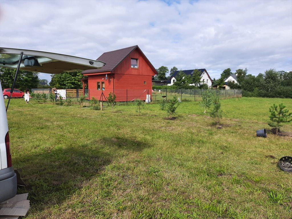 Działka budowlana na sprzedaż Karwia, Sławoszynko  1050m2 Foto 2