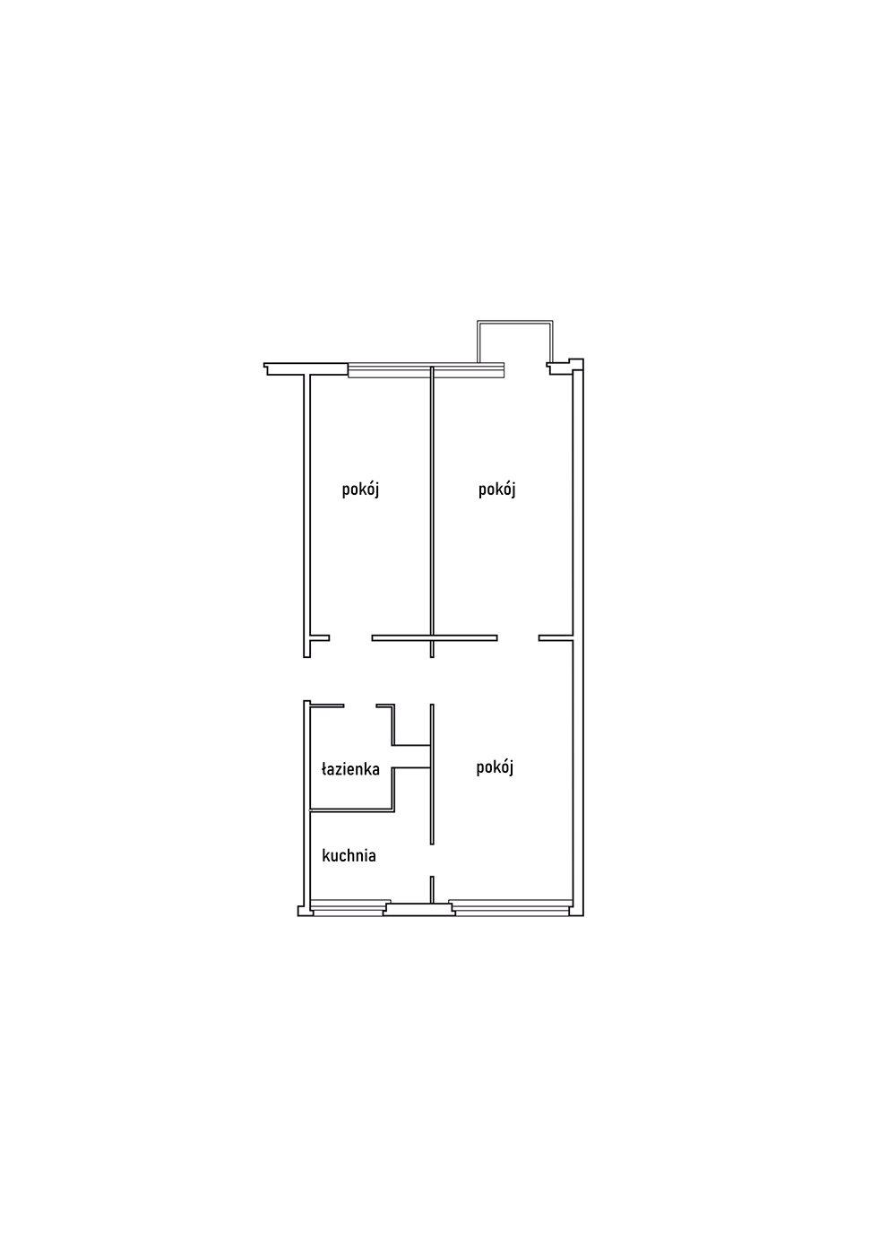 Mieszkanie trzypokojowe na sprzedaż Warszawa, Bielany, Las Bielański, Podleśna 48  52m2 Foto 7