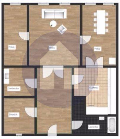 Mieszkanie czteropokojowe  na sprzedaż Świdnica  128m2 Foto 6
