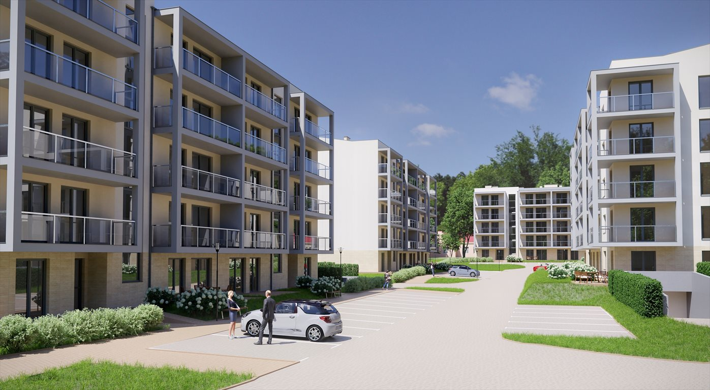 Mieszkanie dwupokojowe na sprzedaż Przemyśl, Żołnierzy I Armii Wojska Polskiego  43m2 Foto 4