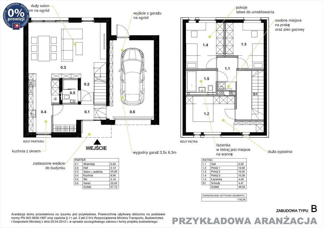 Dom na sprzedaż Mikołów, Gniotek  116m2 Foto 8