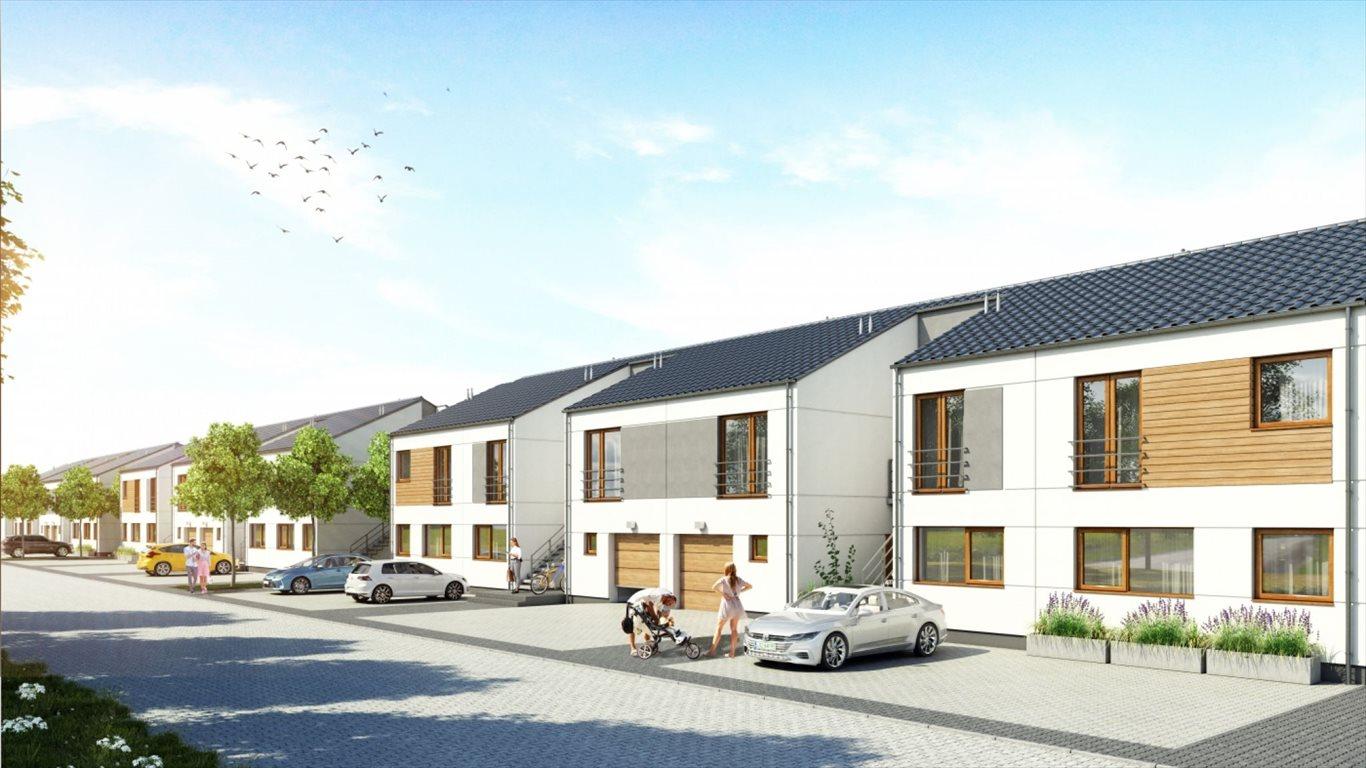 Mieszkanie dwupokojowe na sprzedaż Dachowa, Turkusowa  45m2 Foto 5