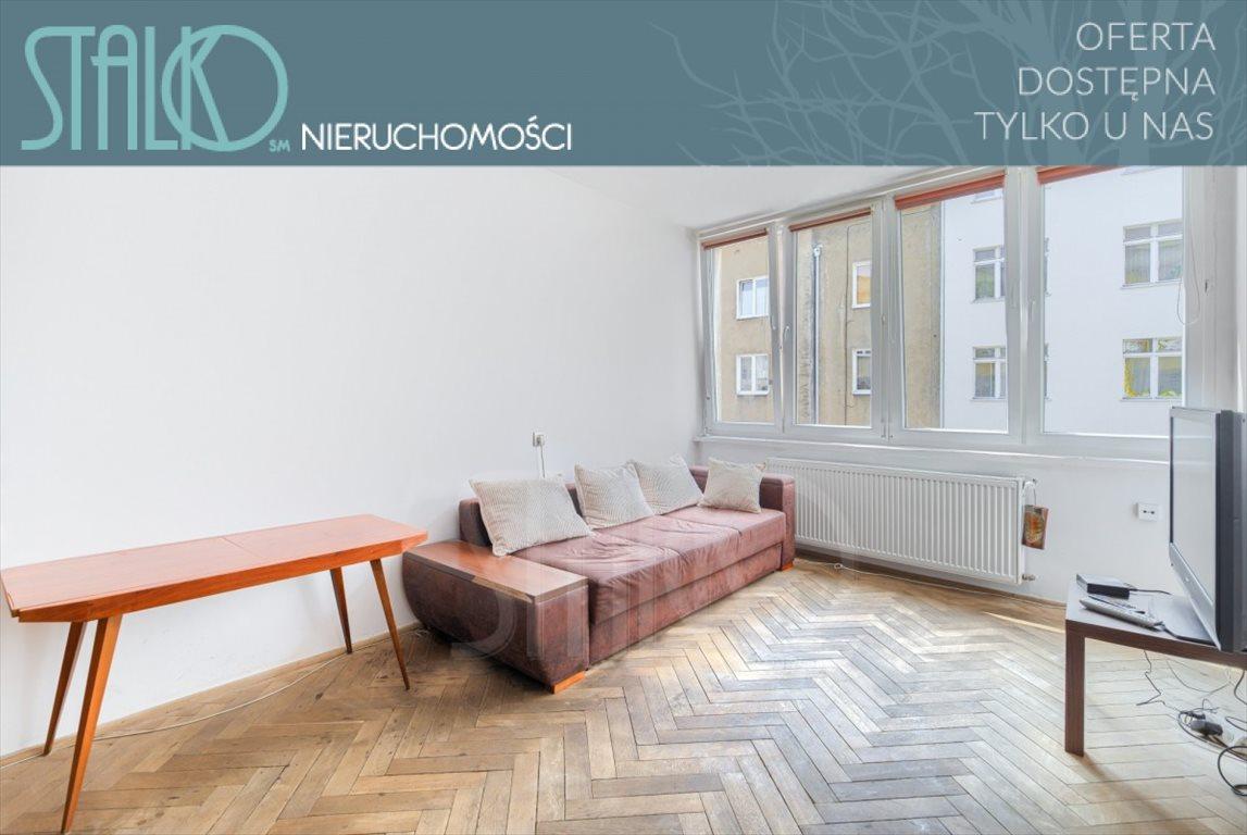 Mieszkanie dwupokojowe na sprzedaż Gdynia, Śródmieście, Antoniego Abrahama  54m2 Foto 3
