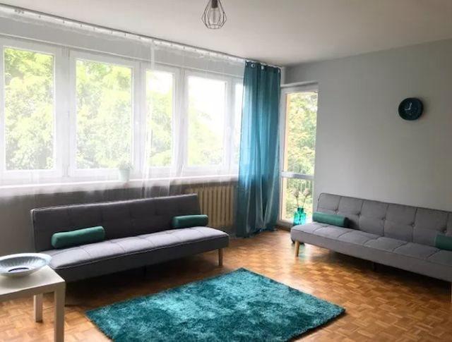 Mieszkanie dwupokojowe na sprzedaż Wrocław, Krzyki, Borek, Raclawicka / OK  Gajowicka / Hallera  48m2 Foto 1