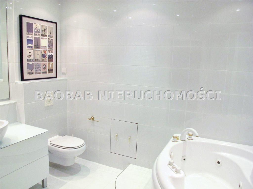 Mieszkanie czteropokojowe  na wynajem Warszawa, Praga-Południe, Saska Kępa, Saska  110m2 Foto 9