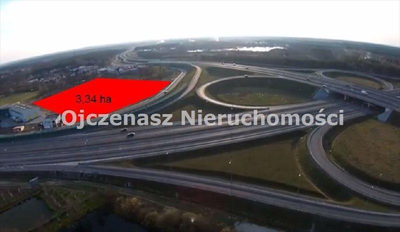 Działka budowlana na sprzedaż Bydgoszcz  33420m2 Foto 1