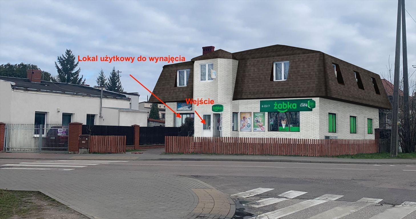 Lokal użytkowy na wynajem Błonie, Ks.J. Poniatowskiego 27  50m2 Foto 1