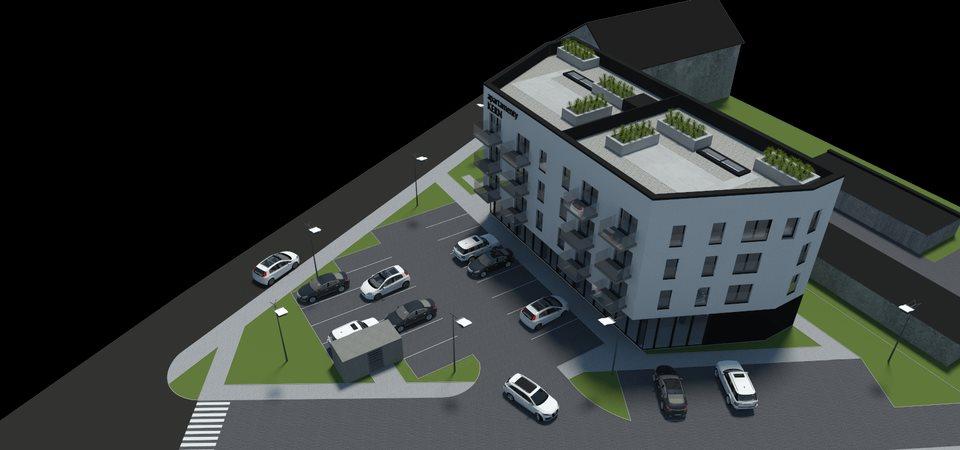 Mieszkanie dwupokojowe na sprzedaż Mikołów, Centrum, Młyńska  40m2 Foto 2