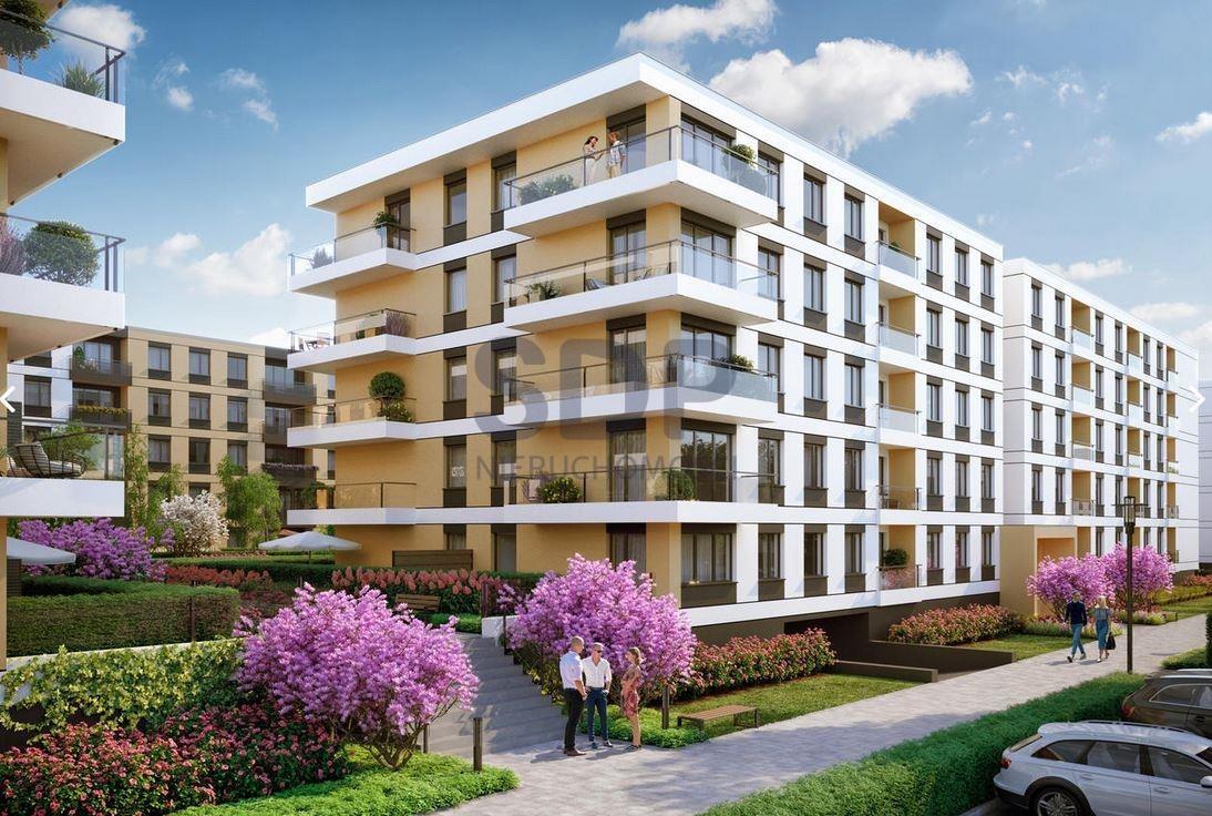 Mieszkanie na sprzedaż Wrocław, Psie Pole, Zakrzów  90m2 Foto 1