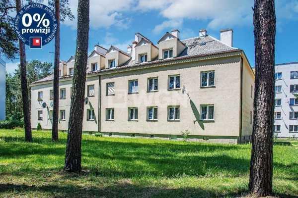 Mieszkanie dwupokojowe na sprzedaż Szczytnica, Centrum  50m2 Foto 1
