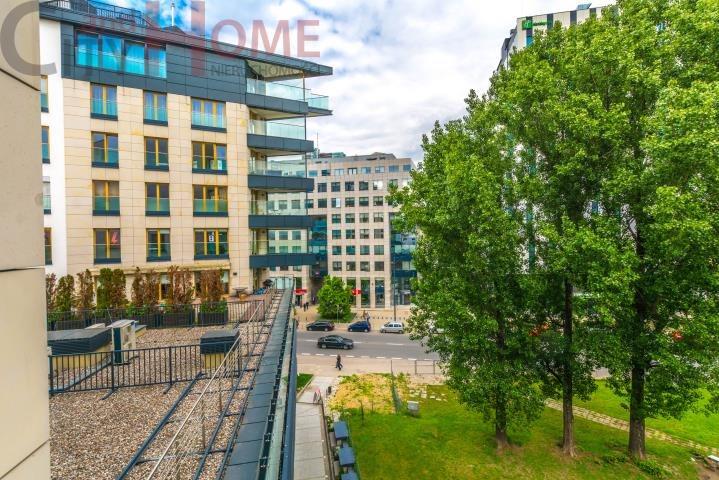 Mieszkanie trzypokojowe na wynajem Warszawa, Śródmieście, Śródmieście, Sienna  97m2 Foto 3