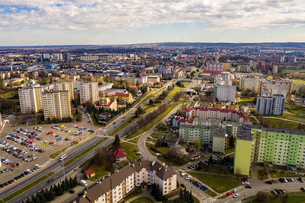 Działka budowlana na sprzedaż Rzeszów, Krakowska  1060m2 Foto 1