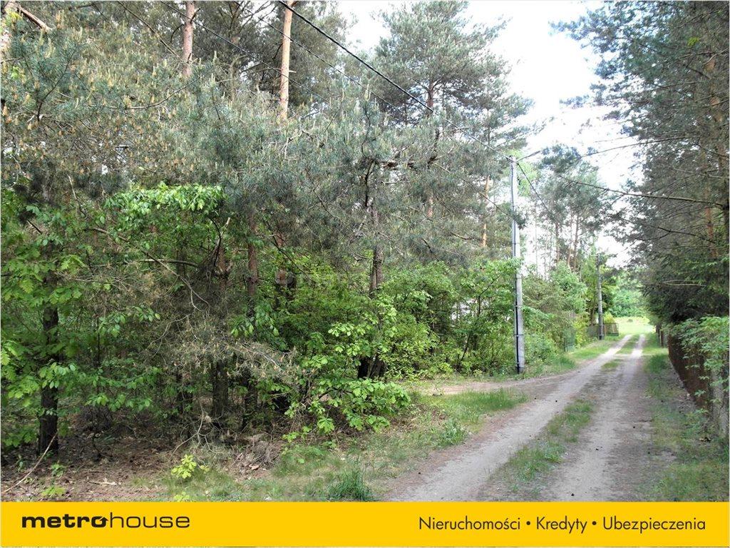 Działka rekreacyjna na sprzedaż Wólka Lesiewska, Biała Rawska  800m2 Foto 4