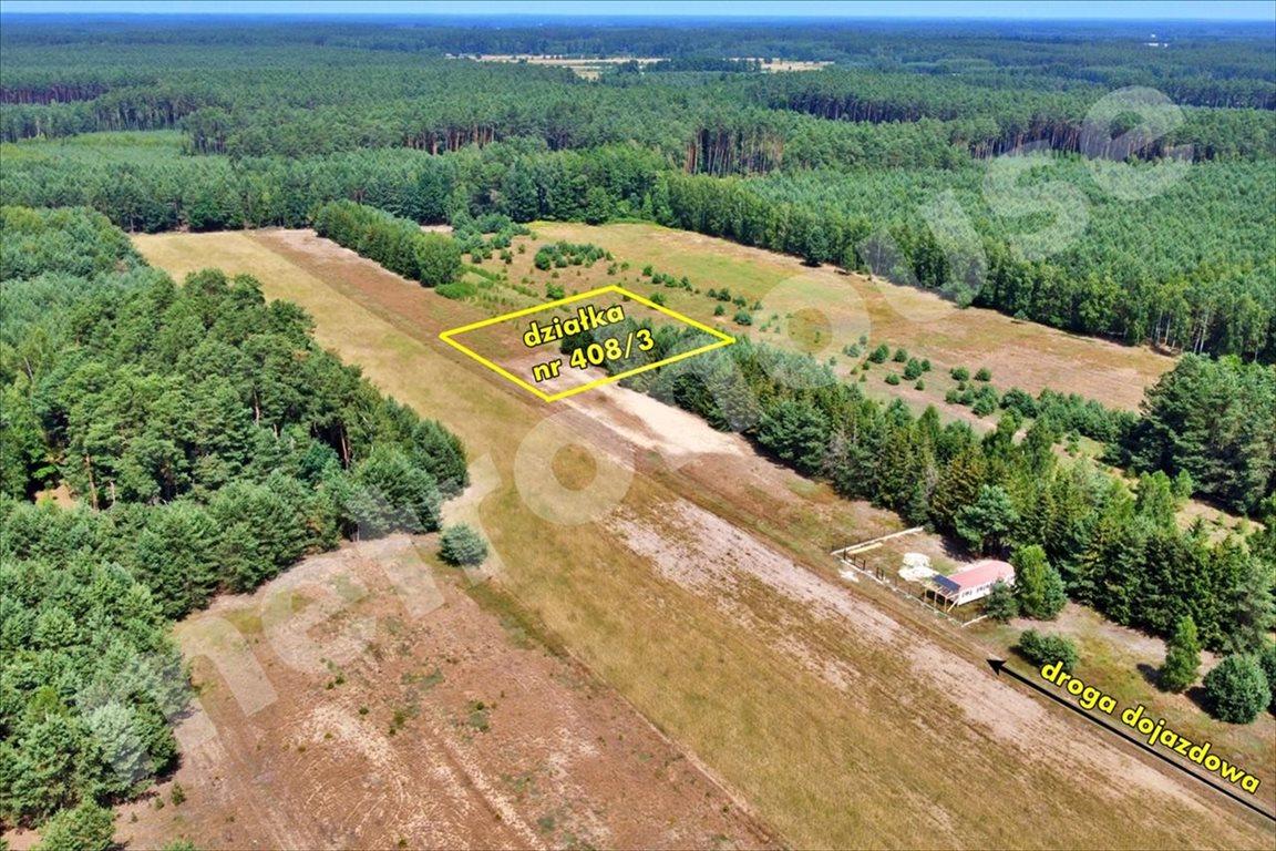 Działka siedliskowa na sprzedaż Dybki, Ostrów Mazowiecka  3375m2 Foto 2