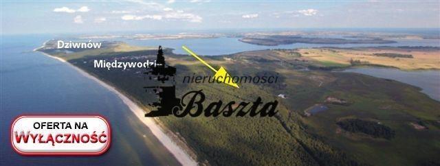 Działka budowlana na sprzedaż Międzywodzie  1005m2 Foto 6