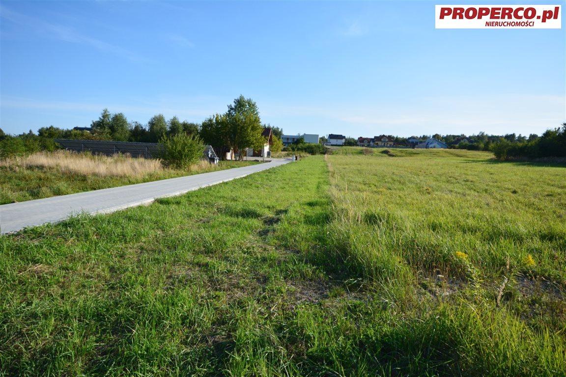 Działka budowlana na sprzedaż Kielce, Bukówka  1001m2 Foto 1