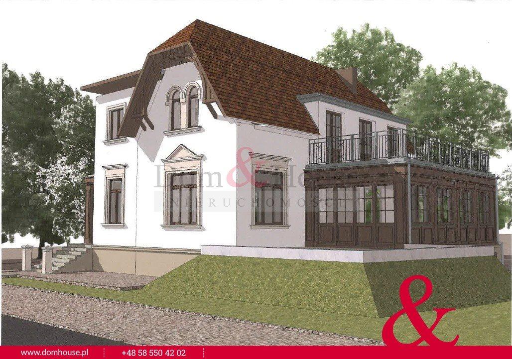 Dom na sprzedaż Sopot, Dolny, Grunwaldzka  561m2 Foto 1