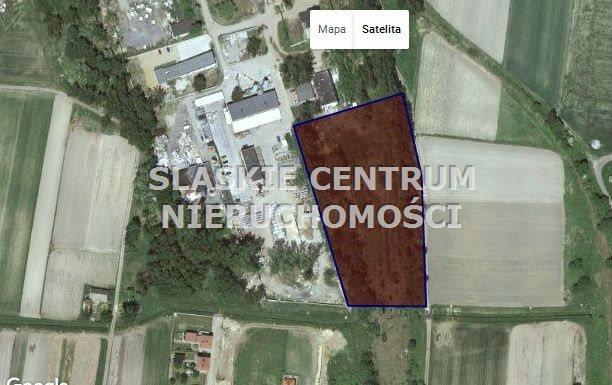 Działka przemysłowo-handlowa na sprzedaż Piekary Śląskie, Dąbrówka Wielka, Stalowa  12631m2 Foto 1