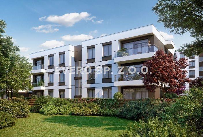 Mieszkanie czteropokojowe  na sprzedaż Wrocław, Psie Pole, ZAKRZÓW - NOWA INWESTYCJA - OGRÓD - BEZ PROWIZJI  88m2 Foto 1
