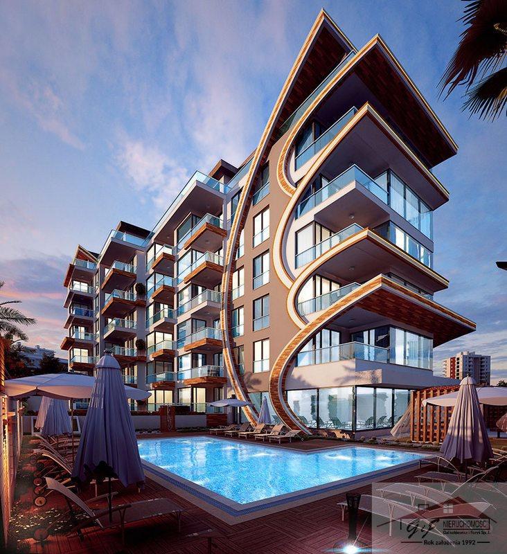 Mieszkanie dwupokojowe na sprzedaż Turcja, Alanya - Kestel, Alanya - Kestel  76m2 Foto 1