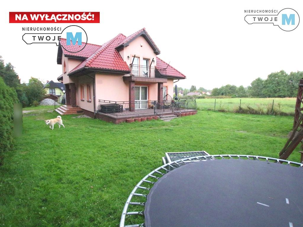 Dom na sprzedaż ZAGNAŃSK, CHRUSTY  260m2 Foto 1