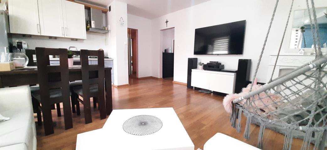 Mieszkanie trzypokojowe na sprzedaż Grudziądz, Strzemięcin  63m2 Foto 2