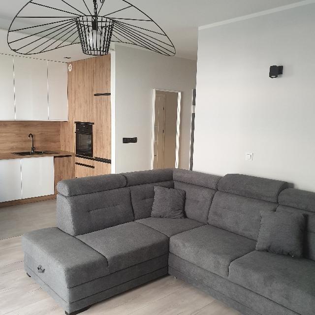 Mieszkanie dwupokojowe na wynajem Toruń  42m2 Foto 3