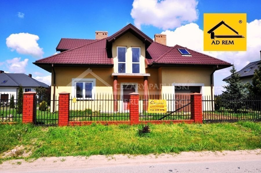 Dom na sprzedaż Biała Podlaska, Biała Podlaska  160m2 Foto 1
