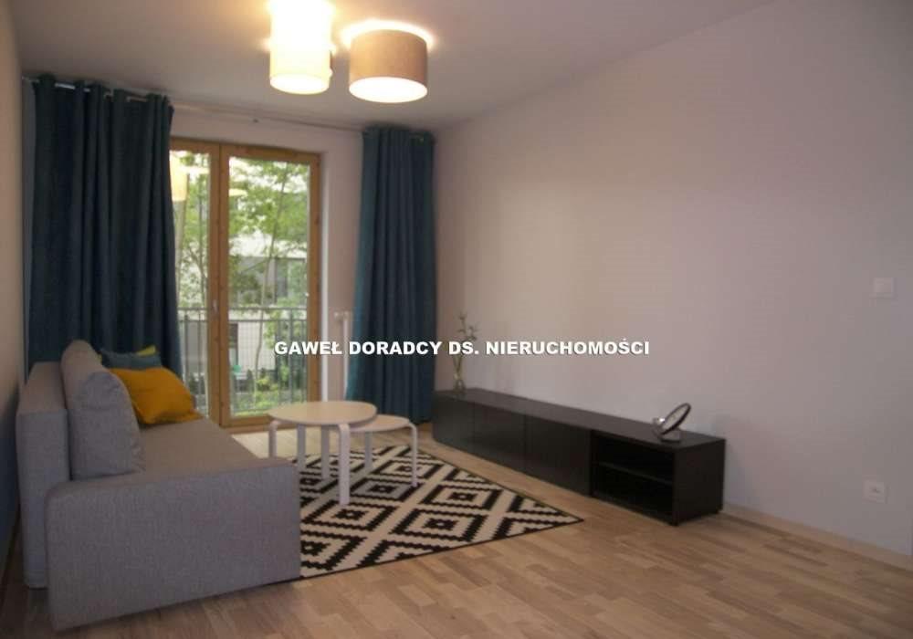 Mieszkanie dwupokojowe na wynajem Warszawa, Mokotów, Jana Pawła Woronicza  45m2 Foto 1