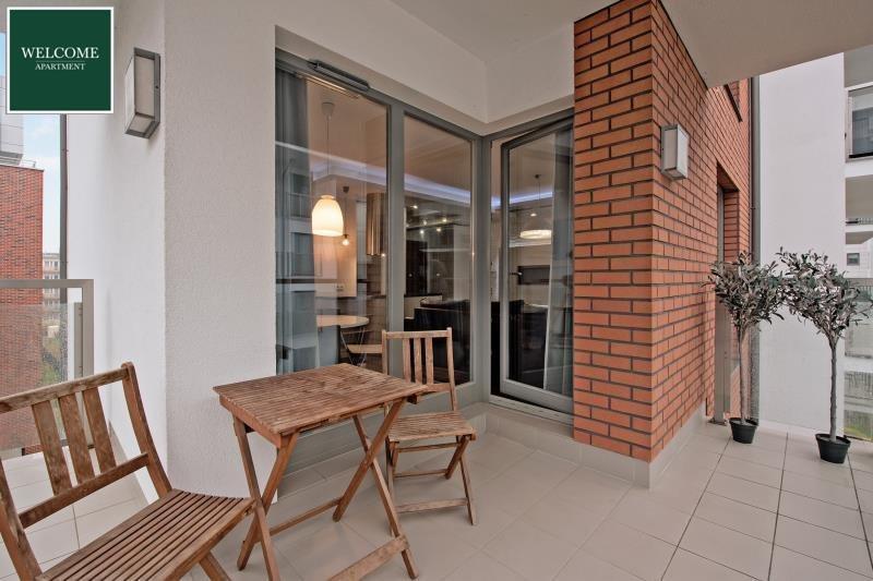 Mieszkanie dwupokojowe na sprzedaż Gdańsk, Śródmieście, WaterLane, Szafarnia  52m2 Foto 6