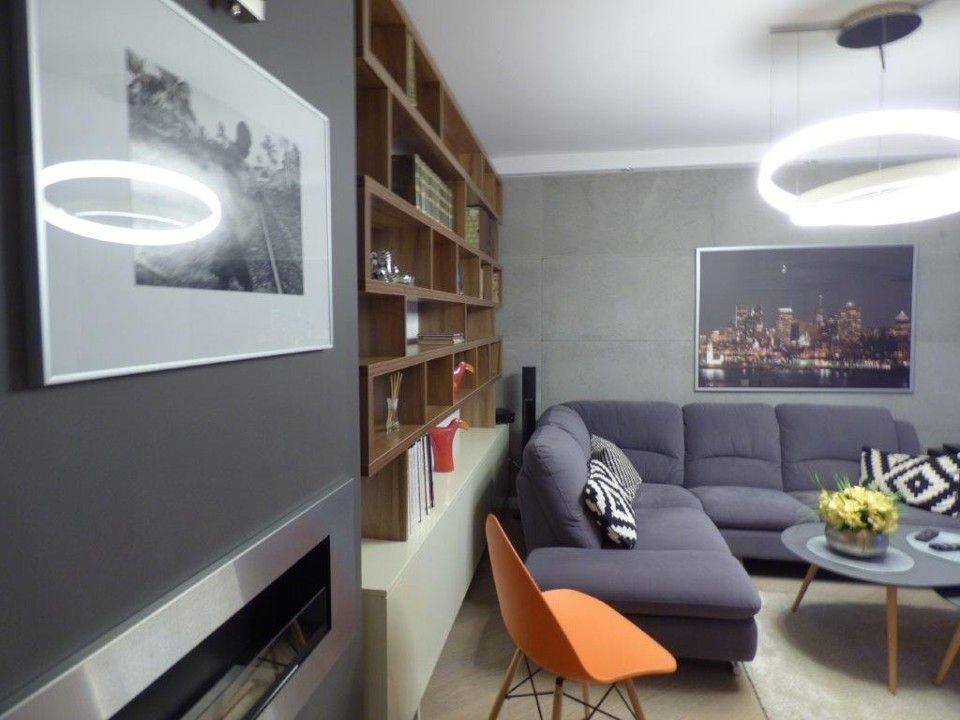 Mieszkanie dwupokojowe na wynajem Katowice, Centrum, Opolska  70m2 Foto 1
