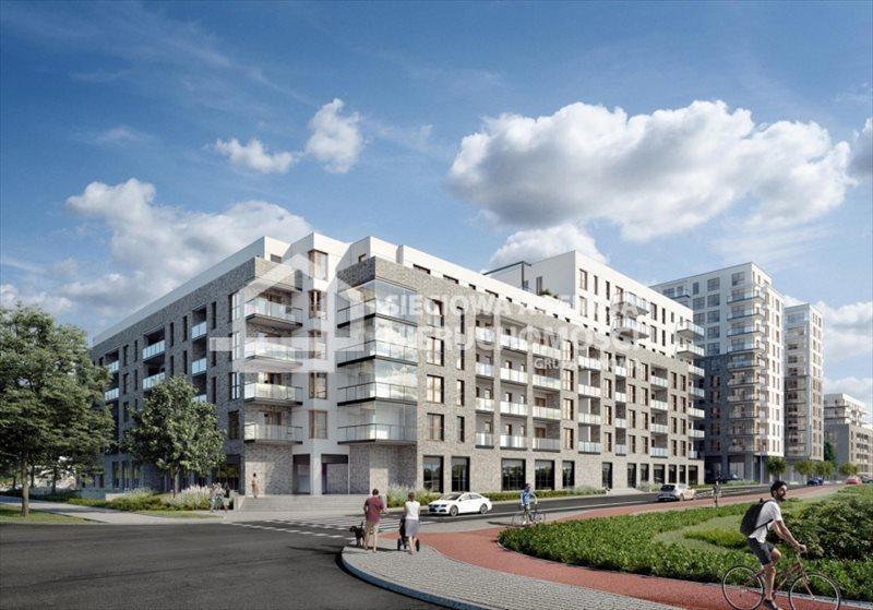 Mieszkanie trzypokojowe na sprzedaż Gdańsk, Wrzeszcz, Grudziądzka  65m2 Foto 1