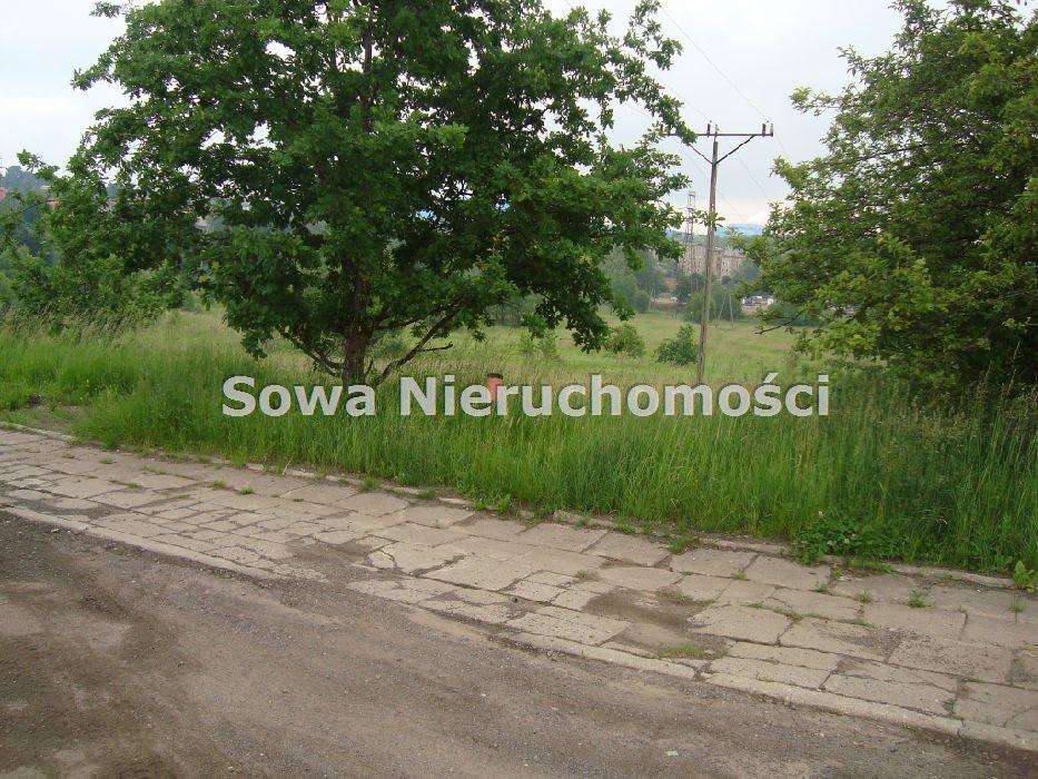Działka inwestycyjna na sprzedaż Wałbrzych, Szczawienko  4919m2 Foto 3