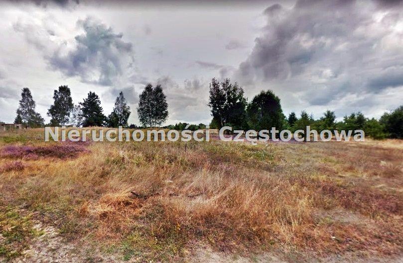 Działka inna na sprzedaż Częstochowa, Kawodrza Górna  1371m2 Foto 1