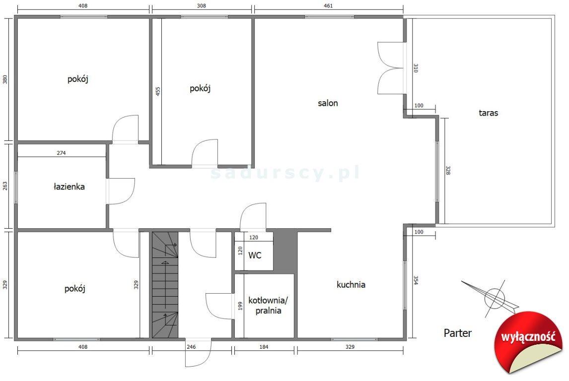 Dom na sprzedaż Łazany  306m2 Foto 3