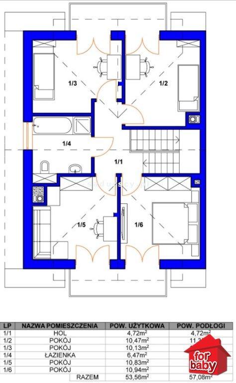 Dom na sprzedaż Zabierzów, Zabierzów, Więckowice, Więckowice  125m2 Foto 5