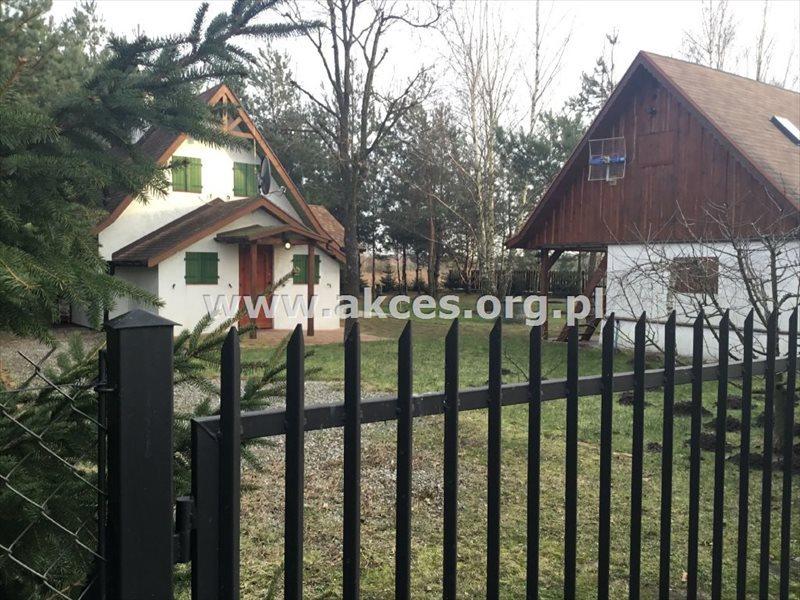 Działka budowlana na sprzedaż Łoś, Łoś  75m2 Foto 2