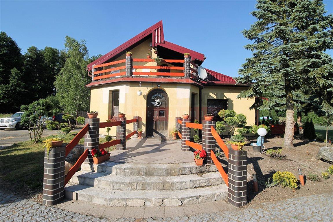 Dom na sprzedaż Lubicz, Ranczo ze stawem i laskiem, ponad hektar  125m2 Foto 4