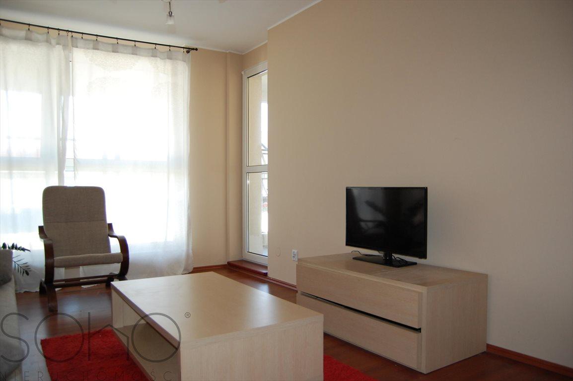 Mieszkanie dwupokojowe na wynajem Poznań, Poznań-Nowe Miasto, Malta  51m2 Foto 4