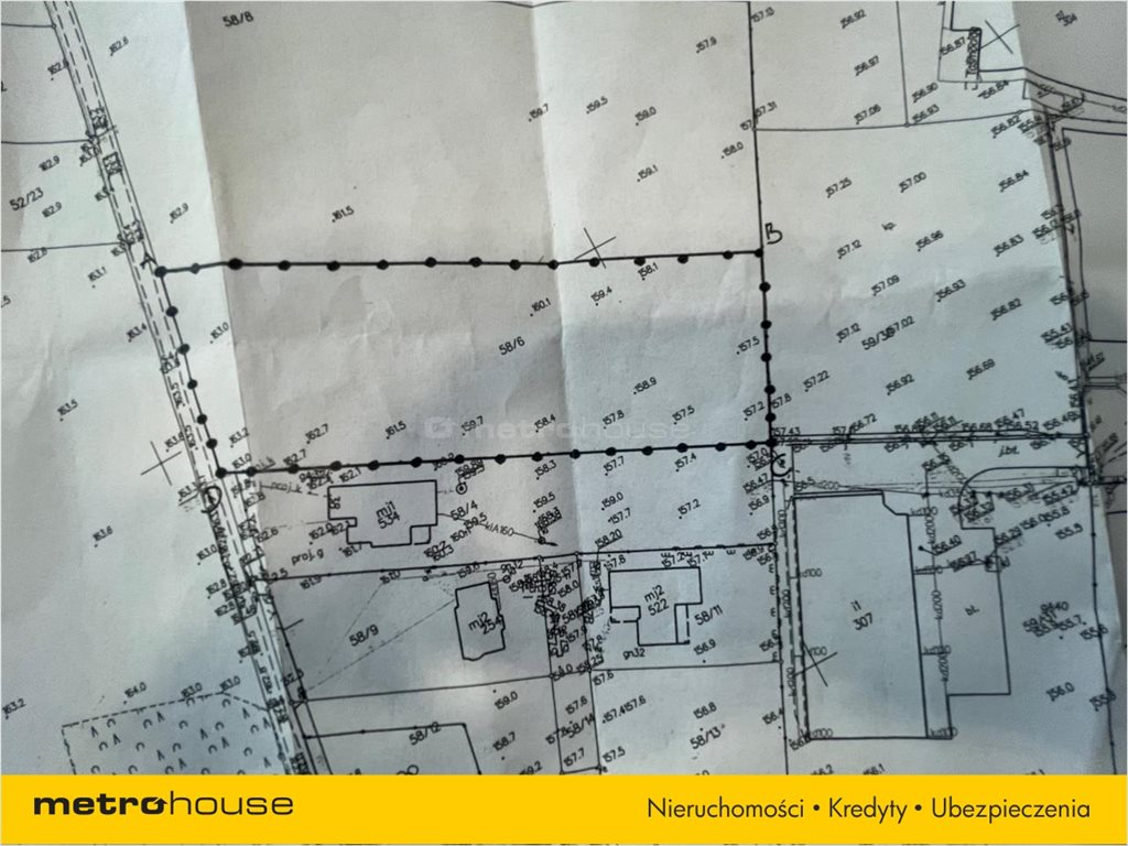 Działka budowlana na sprzedaż Miszewko, Żukowo  5000m2 Foto 2